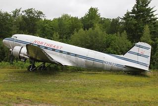 N33623 | Douglas C-47A | Northeast Airlines (Dakota Aviation Museum)