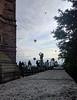[191] Balloon watcher (rbrwr) Tags: uk england bristol clifton brandonhill cabottower bristolballoonfiesta massascent balloon balloons hotairballoon hotairballoons