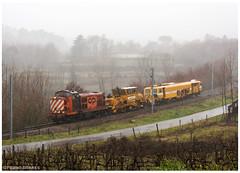 Livração 29-01-17 (P.Soares) Tags: 1400 comboio train comboios locomotiva portugal portugalferroviário trains tren transportesxxi terminalintermodal lusocarris linhadodouro
