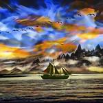 Sailing Across the Sound thumbnail