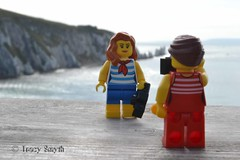 Smile (228/365) (Tas1927) Tags: 365the2017edition 3652017 day228365 16aug17 lego minifig minifigure isleofwight theneedles