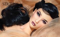 Seren 'beauty sleep' (kingdomdoll) Tags: seren kingdomdoll kingdom doll demetae beauty resinfashiondoll fashiondoll fashion dior raven romantic