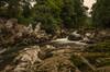 Río Pas. (Amparo Hervella) Tags: puenteviesgo santander ríopas españa spain río agua paisaje naturaleza roca largaexposición d7000 nikon nikond7000 comunidadespañola