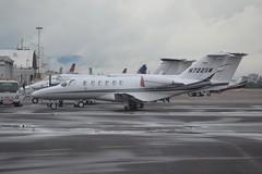 N722SM (LAXSPOTTER97) Tags: monticello air llc n722sm cessna citation cj2 cn 525a0338 airport airplane aviation kpdx