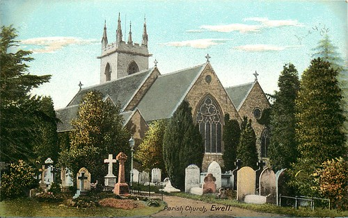 St Mary's - Ewell