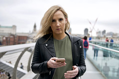 Caught in the App / Technoference London (ritzotencate) Tags: caughtintheapp smartphone addiction london the city technoference