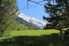 Lauterbrunnen valley, Switzerland. Vacation.