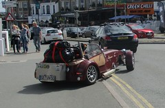 A Long Way From Home (occama) Tags: alongwayfromhome caterham seven 7 germany german plate number registration cornwall uk british sports car kit lotus deutchland