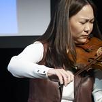 Musical prodigy Min Kym