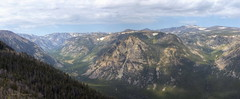 Beartooth Highway (Chief Bwana) Tags: wy wyoming mt montana beartoothhighway highway212 overlook mountains valleys alpine psa104 chiefbwana explored 500views 1000views 2000views 3000views 4000views 5000views 6000views 7000views panorama 8000views 2017fav