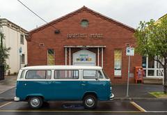 Newport (Westographer) Tags: newport melbourne australia westernsuburbs suburbia kombi parked baptisthall streetscape vw
