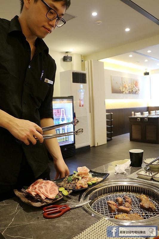 原月日式頂級帝王蟹吃到飽板橋燒烤吃078