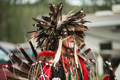Dancer at the Tsuu T'ina Annual Pow Wow (getting back ( slowly )) Tags: tsuut'inaannualrodeopowwow powwow paowow dancer