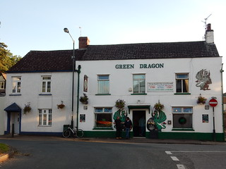 The Green Dragon, Monmouth