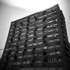 (Blurmageddon) Tags: holga120gcfn holga europe mediumformat film analogphotography blackandwhite vacation epsonv700 standdeveloped semistand rodinal kodak tmax400 tmy400 plasticfantastic warsawpoland