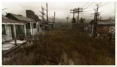 Every Road Was My Home (tralala.loordes) Tags: tralalasdiner tralalaloordes secondlife virtualreality mesh apocalypse postapocalypse ruins decay radiation biohazard road deserted regrets remodel wereclosed