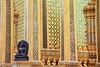 Everlasting art (Robyn Hooz) Tags: buddah art arte gold oro tempio statua black marble pareti walls temples templi culto cult thai thailand thailandia