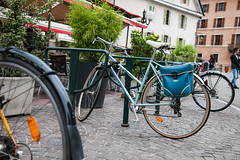 Annecy_Bikes-7427 (dtpowski) Tags: bikes annecy classicbikes france mountains oudoors stilllife rhonealps