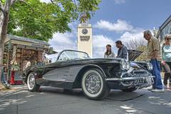 1959 Chevrolet Corvette (dmentd) Tags: 1959 chevrolet corvette