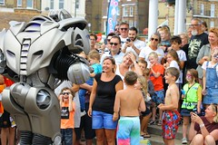 FUNK6411 (Graham Ó Síodhacháin) Tags: broadstairswatergala 2017 broadstairs watergala titantherobot creativecommons
