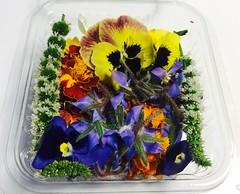 Mix Fleurs Comestibles, Corse