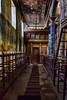 "Left nave in the old church ""St. Nikola "", built in 1834. Dolen village -  Renaissance architectural reserve, Dabrashki share of the Western Rhodopes Mountains, Bulgaria (nnnnikkkk) Tags: dolenvillage westernrhodopemountains bulgaria histori cultur reserve architecture"