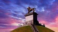 Le Lion de Waterloo (YᗩSᗰIᘉᗴ HᗴᘉS +7 000 000 thx❀) Tags: hss sliderssunday lion statue waterloo belgium belgique hensyasmine