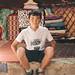 Kid Portrayed in Kyrgyzstan