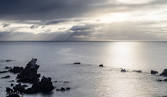 Sunset in Terceira