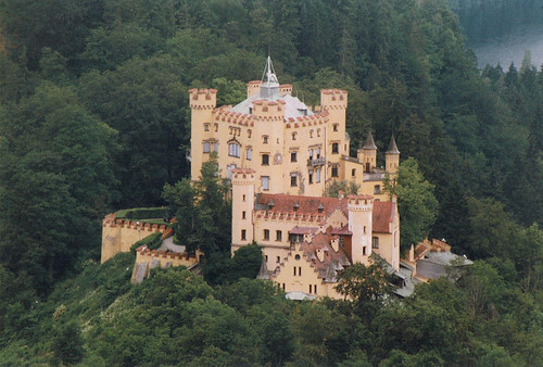 Hohenschwangaun linna / Schloss Hohenschwangau