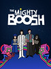 """""""The Mighty Boosh"""" Poster (in the style of The Beatles """"Yellow Submarine"""") (version B) (emptycupboard) Tags: themightyboosh mighty boosh noelfielding julianbarratt howardmoon vincenoir vince howard bollo naboo mikefielding thebeatles yellowsubmarine starry stars poster themightybooshposter britishtv television tv tvposter"""