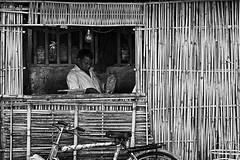 Bamboo Shop (Rk Rao) Tags: streettravelerstreet shadowpeopleplacesstoriestruelifedailylifeblackandw rkraoradhakrishnarao newdelhi delhi india shadowpeopleplacesstoriestruelifedailylifeblackandwhitebambooshopnewdelhidelhi