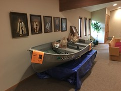 Fwd: Boat in narthex