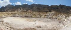 (giovdim) Tags: volcano nisyros greece giovis giovdim crater incamerapanorama
