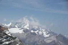 Weisshorn 4.505 mt (Roberto Tarantino EXPLORE THE MOUNTAINS!) Tags: plateau rosa testa grigia cervino piccolocervino valle daosta breinthorn weisshorn ghiacciaio neve crepacci