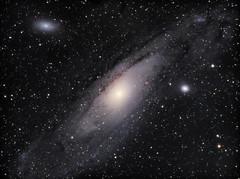 M31 Andromeda Aug14 (howarj) Tags: galaxy deepspace andromeda astronomy astrophotography asi1600mc astrophoto astrometrydotnet:id=nova2196853 astrometrydotnet:status=solved