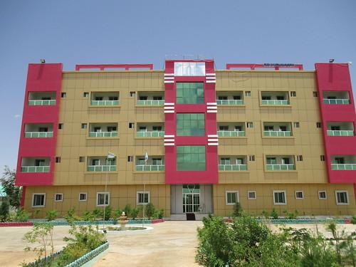 Garowe, Somalia - Grand Hotel