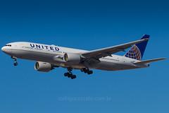 N216UA (rcspotting) Tags: gru sbgr united airlines boeing 777200 n216ua