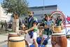 Taiko drum troupe