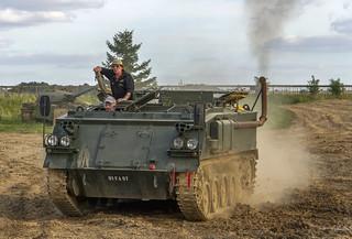 Alvis FV432 APC (Armoured Personnel Carrier