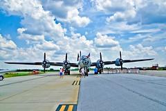B-29 FiFi (redhorse5.0) Tags: b29 b29warbird warbird ww11warbird bomber b29fifi ww11 aircraft redhorse50 sonya850 boeingsuperfort