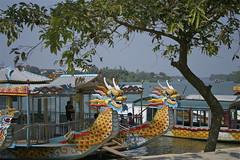 Hue, Vietnam (spideysmom10) Tags: vietnam hue dragonboat seasia nikond3100 perfumeriver nov2017meeting
