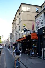 Space Invader (PA_1243) (Ausmoz) Tags: paris street art streetart rue urbain urban mur murs wall walls installation installations decal decals mosaic mosaique mosaiques space invader « invaders » tile tiles 75020 1243 pa1243