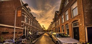 Schermerstraat, Haarlem.