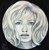 Немного о Монике (ПЯТНИЦКАЯ) Tags: моника моникавитти витти актриса графика портрет графит карандаш artist художник пятницкая