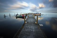 Torslev Hage (Tony N.) Tags: danemark denmark torslevhage roskilde fjord ponton pier pontoon poselongue longexposure nikkor1635f4 nikon vanguard dorr nd1000 tonyn tonynunkovics