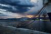 Riječka luka prije kiše (3) (MountMan Photo (occasionally offline)) Tags: rijeka luka primorskogoranska croatia landscape voda more