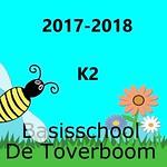 2017-2018 K2 Zonnetjesklas