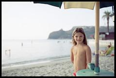 Cine-Boss (ukke2011) Tags: nikonf100 nikkorafs5014g cinestillfilm50daylight film pellicola 135 analog analogico beach spiaggia summer estate