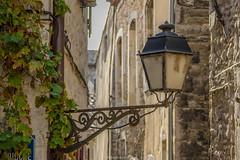 Viviers Streel Lamp (mahesh.kondwilkar) Tags: ardèche auvergnerhônealpes avalonaffinity avalonwaterways europe france provence rhonealps rhônealpes streetlamp viviers vivierssurrhône